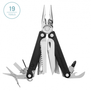 Leatherman Charge Plus multi-purpose tool with 19 tools