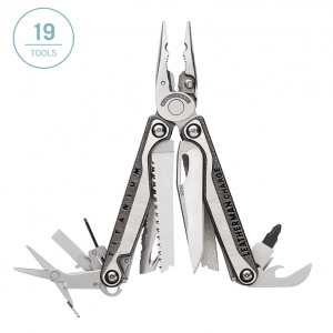 Leatherman Charge TTi Plus multi-purpose tool with 19 tools