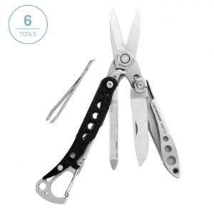 Leatherman Style CS multi-tool with 6 tools